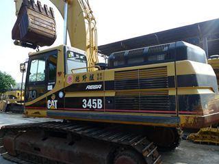 卡特彼勒345B挖掘机
