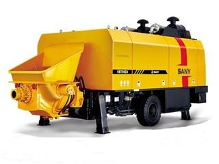三一重工 HBT9028CH-5D 拖泵