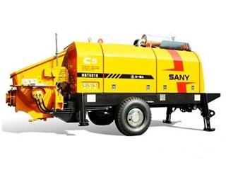 三一重工HBT6006A-5D拖泵