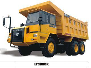 一拖 LT3600K 非公路自卸车图片