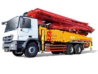 三一重工 SY5310THB40R490C-8S 泵车