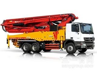 三一重工 SY5336THB470C-8S 泵车