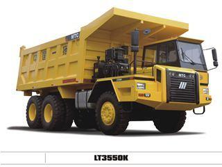 一拖 LT3550K 非公路自卸车图片