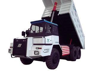 一拖 LT3600LK-LNG天然气 非公路自卸车