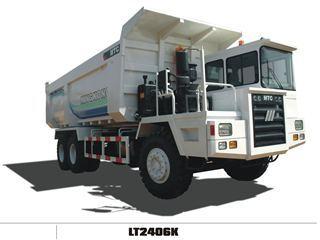 一拖 LT2406K 非公路自卸车