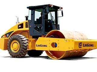 柳工 CLG616 压路机