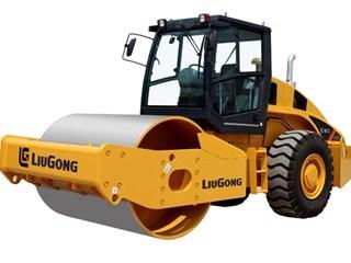 柳工 CLG614 压路机