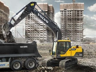 沃尔沃 EC170D 挖掘机