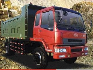 一拖 中州虎838 非公路自卸车