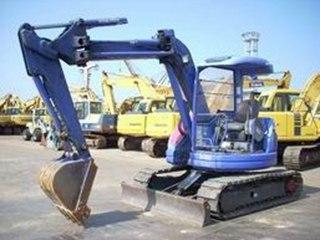 小松PC50UU-2E挖掘机