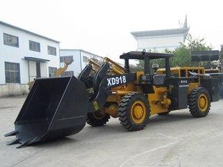 泰安现代重工 XD918高型矿用 装载机