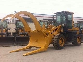 泰安现代重工 XD926G装卸用大抓具抓木 装载机