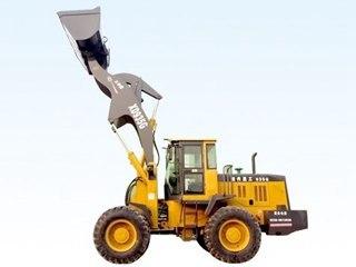 泰安现代重工XD935G棉品高卸装载机