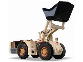 泰安现代重工 XDCY-2内燃 铲运机图片