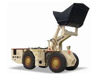 泰安现代重工 XDCY-2电动 铲运机图片