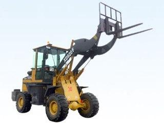 泰安现代重工 XD920F越野叉车 装载机