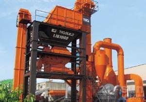 华通动力 LJB1200 沥青搅拌站