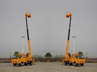 杭州爱知 HYL5076JGKA-GJ16QL10 高空作业机械