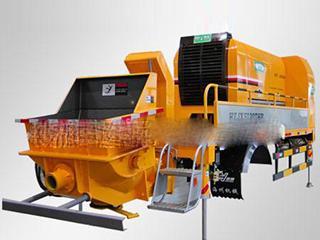 海州 HBC85-13-132S 车载泵