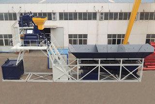 海州 YHZS50 混凝土搅拌站