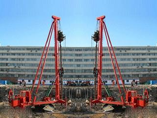 海天路矿 KLB618 长螺旋钻机