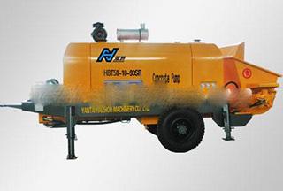 海州 HBT50-10-93SR 拖泵
