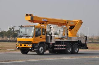 杭州爱知 HYL5220JGK 高空作业机械图片