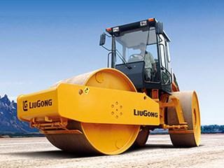 柳工 CLG624 壓路機圖片