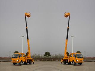 杭州爱知 HYL5076JGKA-SK16AQL00 高空作业机械