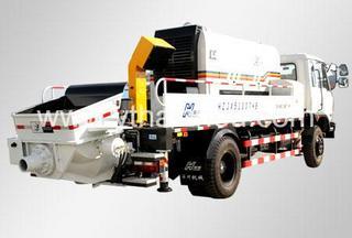 海州 HBC80-18-160S 车载泵