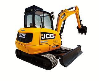 杰西博 JCB8061 挖掘机图片
