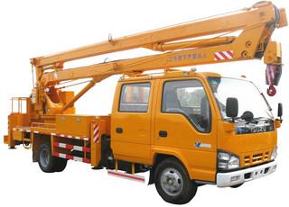恒润高科 HHR5070JGK18 高空作业机械
