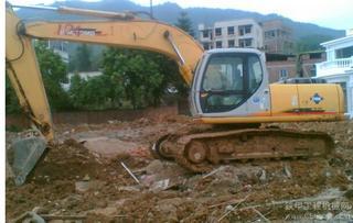 住友 SH120-A3 挖掘机
