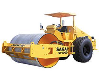 酒井 SV512D-H-E 压路机
