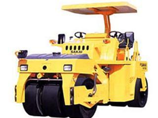 酒井 GW750 压路机