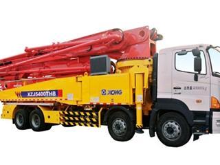 徐工 HB52R 泵车