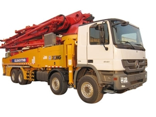徐工 HB52B-1 泵車圖片