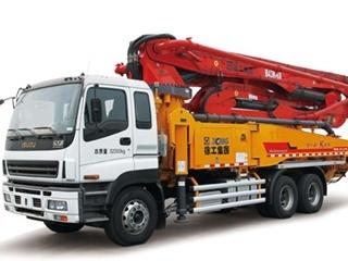 徐工 HB43K 泵车