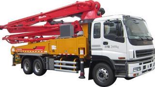 徐工 HB39K 泵车
