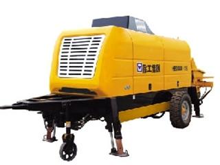 徐工 HBDS80X18 拖泵圖片