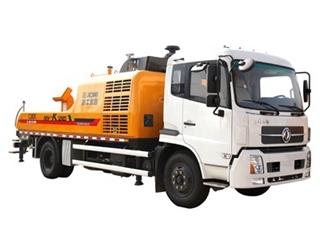 徐工 HBC80DK 车载泵图片