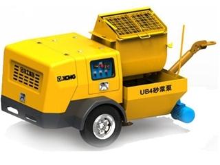 徐工 UB4 拖泵