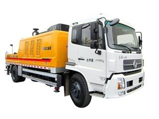 徐工 HBC12028K 车载泵