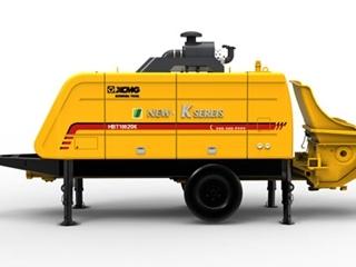 徐工 HBT8016DK 拖泵