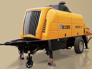 徐工 HBTS90X14 拖泵
