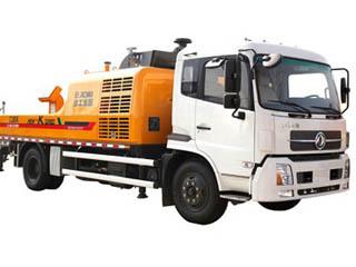 徐工 HBC120K 车载泵