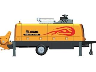 徐工 XGB110T 拖泵