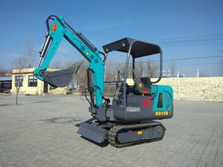 华夏山工 SG15B 挖掘机