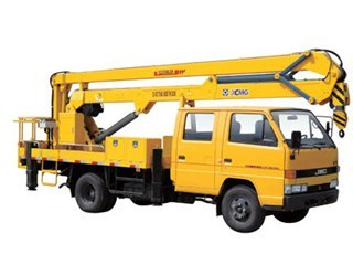 徐工 XZJ5060JGK 高空作业机械