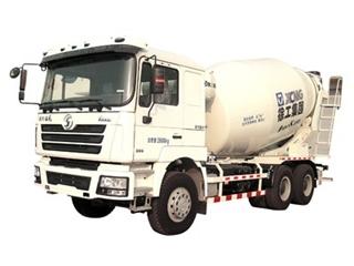 徐工 XZJ5250GJBA1 搅拌运输车